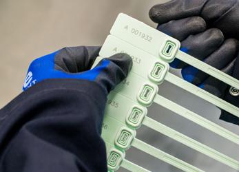 Car Seals Lock Safety Valves Car Seal Tags Plastic